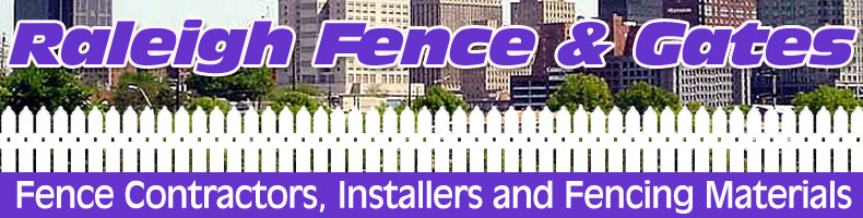 Find Raleigh Fence And Gate Installers Contractor And